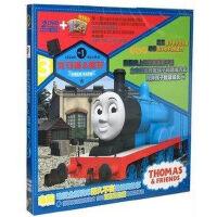 托马斯&朋友3(2DVD 书)动画片 正版DVD小火车托马斯和他的朋友们