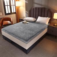 全棉 床垫垫被1.5米垫子双人家用加厚床褥保护垫软垫褥子防滑