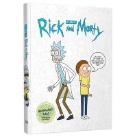 正版 瑞克和莫蒂设定集英文原版 The Art of Rick and Morty 动画设定集 高分神作 脑洞大开 科