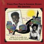 英文原版 从爪子镇到芝麻街: 我的旅程 From Paw Paw to Sesame Street: My Journ