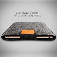 iPad保护套苹果平板电脑9.7英寸暖手毛毡包7.9内胆包10.5毛毡包
