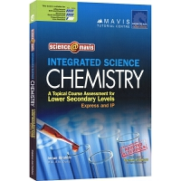 SAP Maths@Mavis Integrated Science Chemistry for Lower Secon