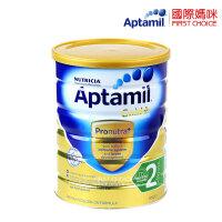 Aptamil 澳洲爱他美婴儿奶粉2段(6-12个月)900g/罐 两罐装(海外购)
