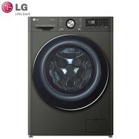 LG洗衣机 FG10BV4 家用10.5KG大容量 纤薄机身 健康蒸汽洗 人工智能变频 全自动滚筒洗衣机