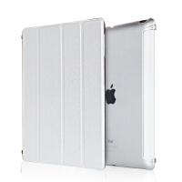 送钢化膜老款ipad4保护套iPad2苹果iPad3平板电脑a1458全包壳子a1395