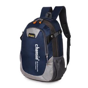 户外包情侣双肩背包防水登山包旅行包男女学生书包