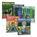 英文原版绘本 永远的玛德琳6本套装 Madeline 廖彩杏书单 凯迪克金银双奖韵文与歌谣 英文版儿童读物童话图画书