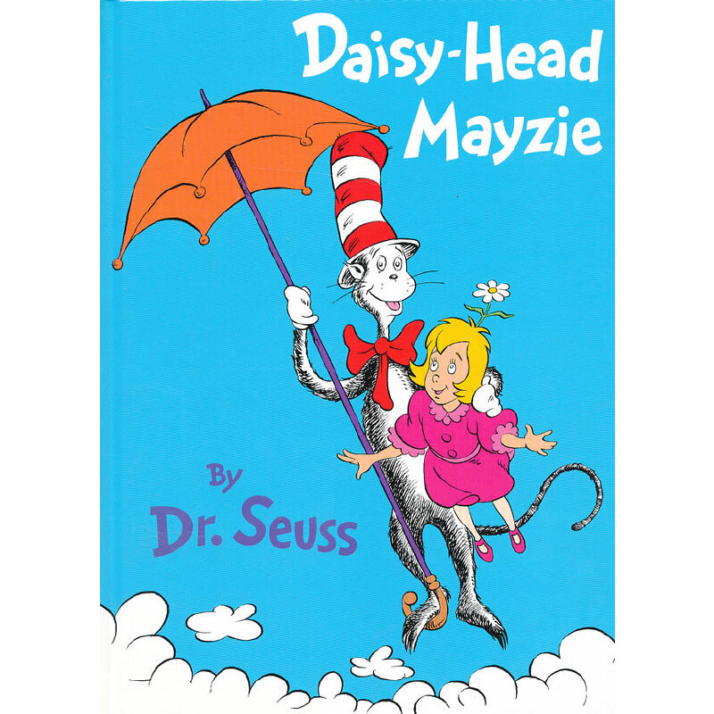 Daisy-Head Mayzie (Classic Seuss) [Hardcover] 苏斯博士:头戴雏菊的玛琪(精装) ISBN9780679867128