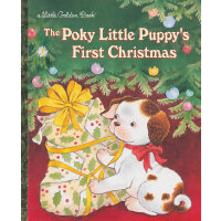 The Poky Little Puppy's First Christmas (Little Golden Book