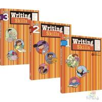 Harcourt Family Learning Writing Skills 写作技巧和思路 小学1-3年级练习册 儿