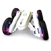 翻滚特技车翻斗车遥控车越野漂移遥控汽车模充电动儿童玩具车男孩