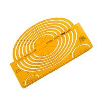 *绘图K胶软模板 化工模板 半径模板 网络科技模板 机械模板 双比例建筑模板 画圆模板 多款可选