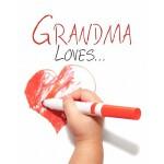 【预订】Grandma Loves...