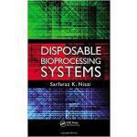 【预订】Disposable Bioprocessing Systems 9781439866702