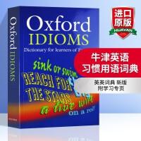 华研原版 牛津英语习惯用语词典 英英词典 Oxford Idioms Dictionary for Learners