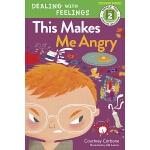 【中商原版】这样会让我愤怒 英文原版 This Makes Me Angry 儿童情绪管理绘本 3-6岁 心理健康 情