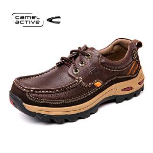 Camel Active/骆驼动感男鞋户外正品休闲鞋厚底防滑大头皮鞋男