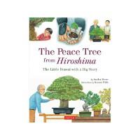 英文原版 Peace Tree from Hiroshima