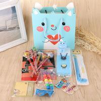 小学生文具套装 卡通幼儿园铅笔 学习用具礼品袋礼包儿童节礼品