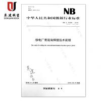 核电厂常规岛焊接技术规程(NB/T 25085-2018)