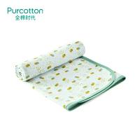 【11.11号5折疯抢】全棉时代 婴儿纱布复合隔尿垫 1条装