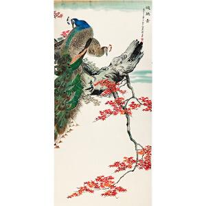 刘奎龄《宠艳图》著名画家