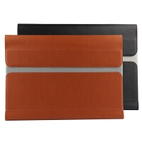 微软Surface Lap笔记本包13.5英寸内胆包轻薄电脑包皮套 棕色【Surface Lap包】13.5 其它尺寸