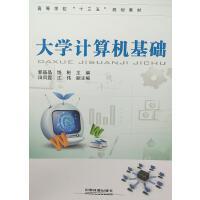 大学计算机基础 专著 郭晶晶,饶彬主编 da xue ji suan ji ji chu 9787113245993 中