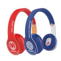 无线蓝牙耳机 头戴式苹果运动耳麦钢铁侠重低音跑步