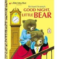 Good Night, Little Bear (Little Golden Book) 晚安,小熊 (金色童书) IS