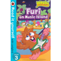 Read it Yourself: Moshi Monsters: Furi on Music Island(Leve