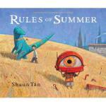 英文原版 夏天守则 陈志勇 精装绘本 Rules of Summer by Shaun Tan