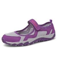 妈妈鞋软底女舒适老人运动鞋透气中老年健步鞋平底老北京布鞋