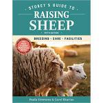 【预订】Storey's Guide to Raising Sheep, 5th Edition: Breeding,