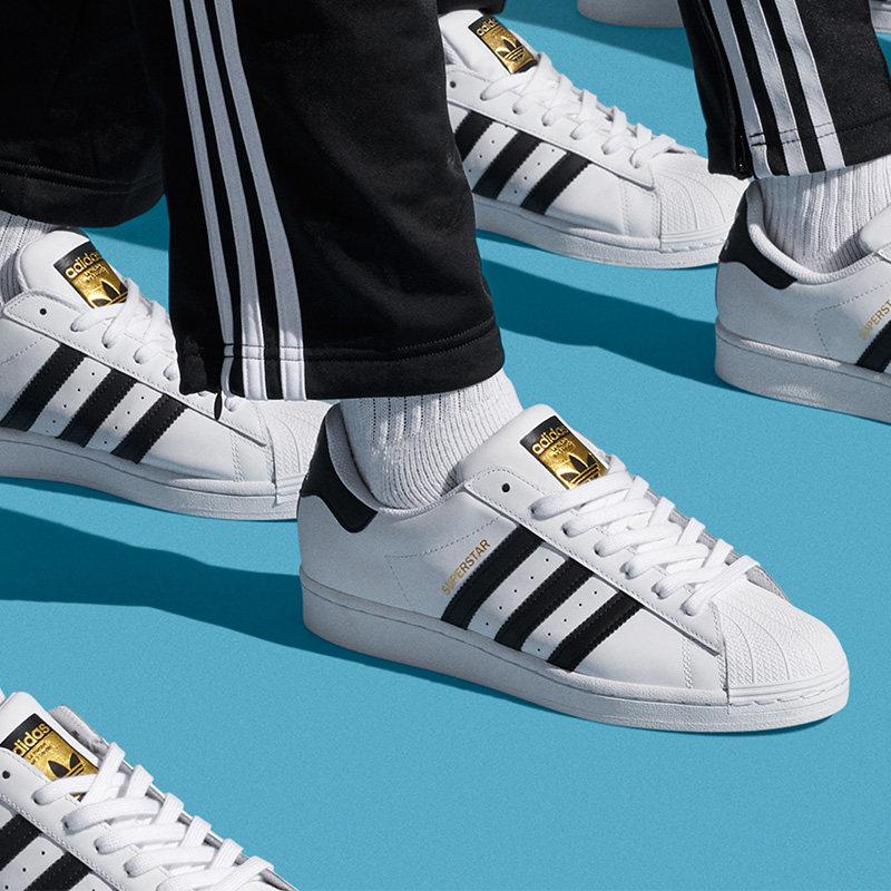 Adidas阿迪达斯男鞋三叶草贝壳头休闲鞋低帮板鞋EG4958 三叶草贝壳头休闲鞋低帮板鞋