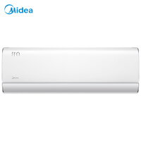 美的(Midea)健康无风感 一级变频壁挂式家用空调挂机 大1.5匹智能空调 KFR-35GW/MWAB1