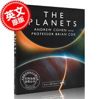 """现货 行星 英文原版 THE PLANETS BBC纪录片 太阳系家族的""""爱恨情仇"""" 宇宙奇迹作者 NASA近期照片"""