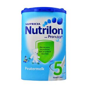 荷兰Nutrilon牛栏奶粉5段(24-36个月宝宝) 800g一罐装