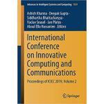 【预订】International Conference on Innovative Computing and Co