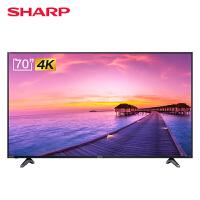 2020年夏普(SHARP)70A5RD 70英寸日本原装面板 4K超高清 无线投屏 HDR技术 网络智能液晶电视