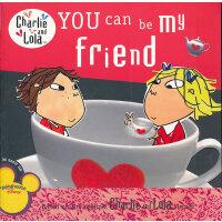 You Can Be My Friend 查理与劳拉:做我的朋友吧 9780448448404