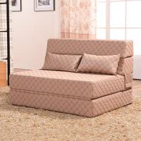 多功能沙发床单双人榻榻米日式折叠拆洗小户型组合沙发懒人沙发