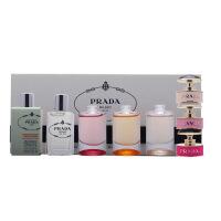 意大利普拉达/Prada女士香水小样5瓶套装