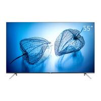 TCL D55A630U 55英寸超薄金属机身 30核HDR 4K超清智能电视机(黑色)