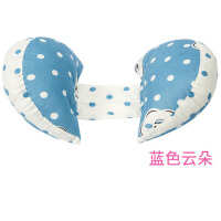 孕妇侧卧枕连体U形多功能枕头孕妇枕头护腰侧睡靠枕