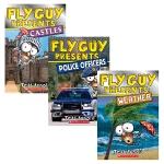 【中商原版】学乐小读者系列分级读物3册 苍蝇小子 英文原版 Fly Guy Presents Scholastic R