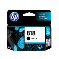惠普HP 818 黑色墨盒(D2500 D2530 F4200)