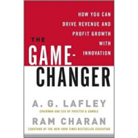【二手书8成新】The Game-Changer A. G. Lafley(A・G・雷富礼),Ram Charan(拉