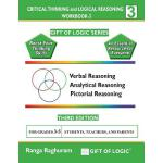 【预订】Critical Thinking and Logical Reasoning Workbook-3