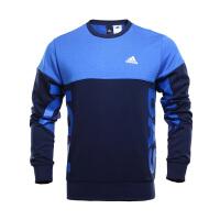 Adidas阿迪达斯  男子运动休闲卫衣套头衫  BR1571  现